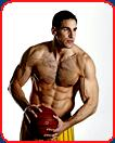 muscular basketball player ryan pettinella