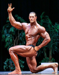 is there a dating site for bodybuilders