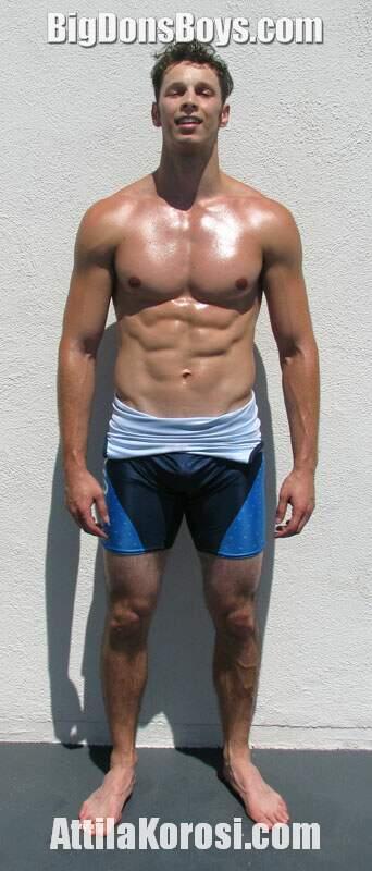 Tall body builder tall bodybuilder attila the hunk page 2