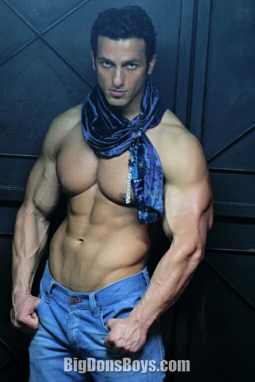 Tall bodybuilder kerim topsakal gallery