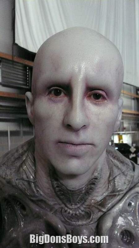 Giant Actor Ian Whyte