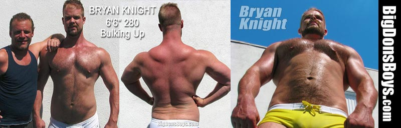 bodybuilder bryan knight promo