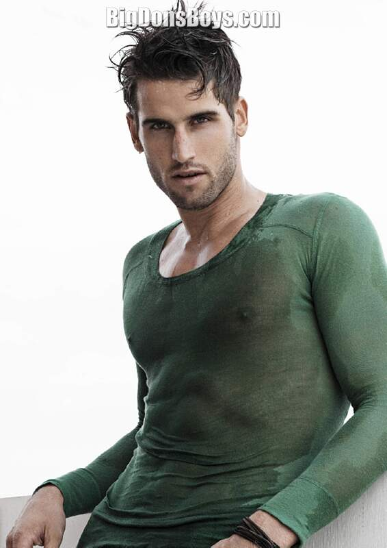 tall male model bryce thompson