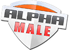 alpha male icon