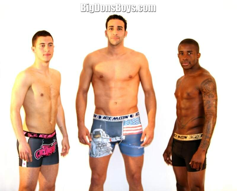 Two Boys Room