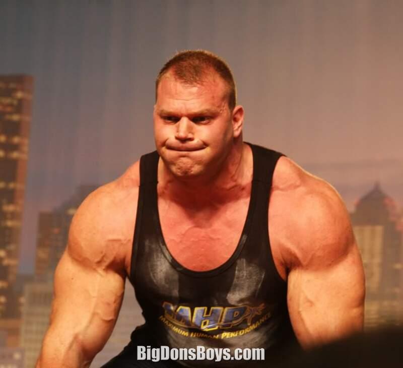 Strongman Derek Poundstone galleryDerek Poundstone Strongman