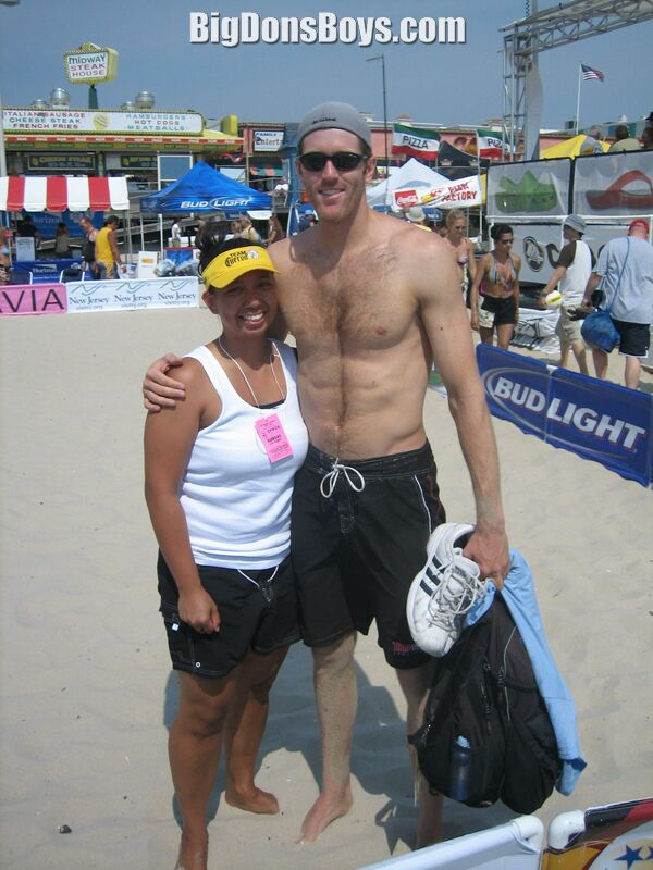 Tall Sexy Volleyball Players Page 2